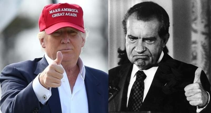 Why A Letter I Have From Richard Nixon Proves He's Better Than Donald Trump